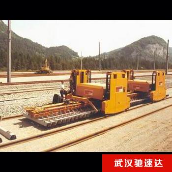 钢轨重建系统