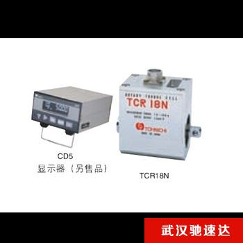 TCR 旋转式扭矩传感器可在紧固螺钉时直接测定的旋转式扭力传感器。 国际单位制 型号 扭矩测定范围