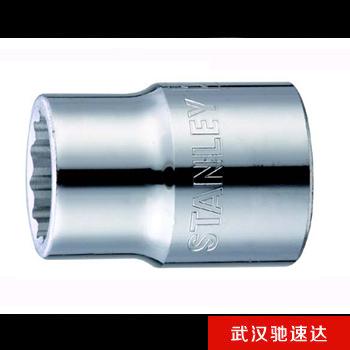 19MM系列公制12角标准套筒