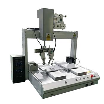 双Y双工位焊锡机