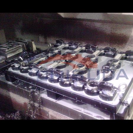 连杆多工位液压夹具