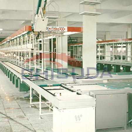 电子消毒柜装配线